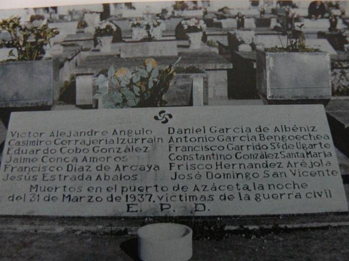 '1937-2017 Oroimenetik-Askatasunera' ekimena aurkeztu dute