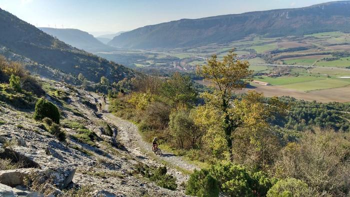 Laurehundik gora lagunek parte hartuko dute I. Badaia Bike Marathonen