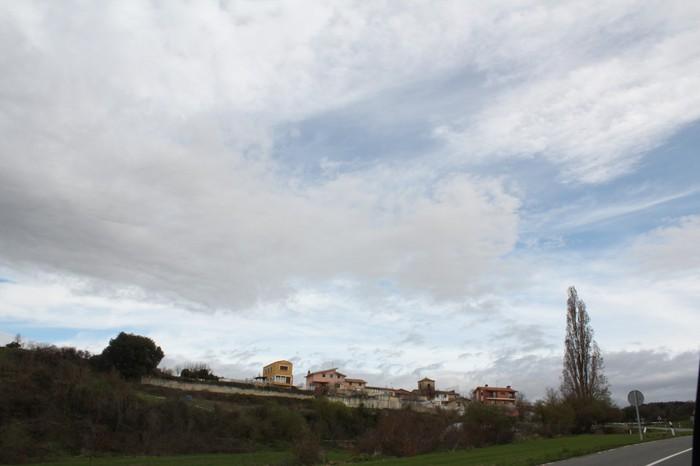 Melledes eta Manzanos arteko bide tartea konponduko du Aldundiak