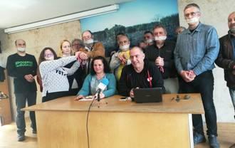 Dani Trujillanok salatu du Podemos aiararren ahotsa isiltzen ari dela