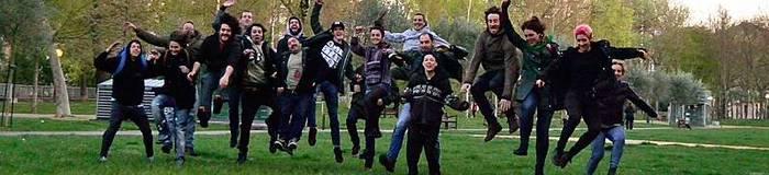 70 puntu baino gehiago ditu Gasteizko kultura alternatiboaren mapak
