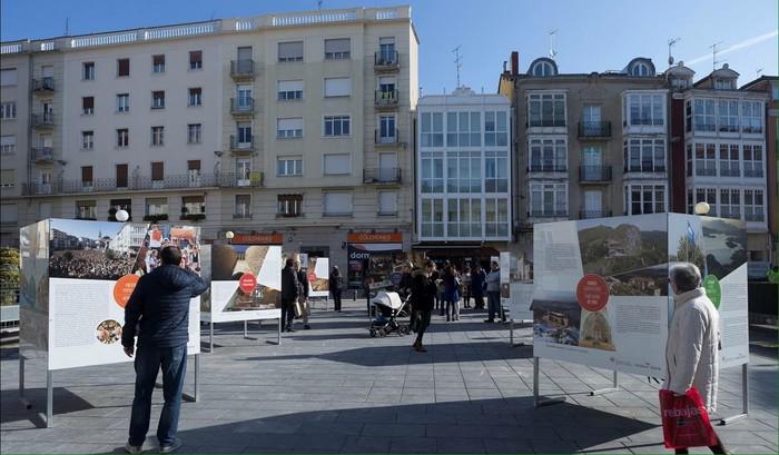 Arabako erakargarri turistikoak erakutsiko dituzte Probintzia plazan
