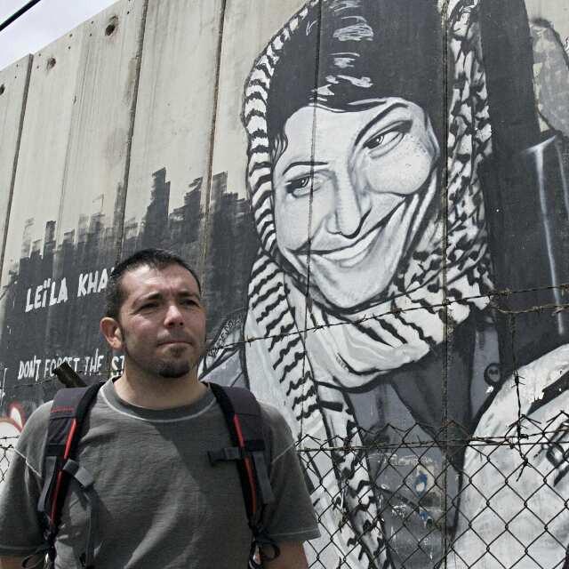 """""""Zilegitasun handiagoa ematen diot BDZ mugimenduari Palestinako aginte nazionalari baino"""""""