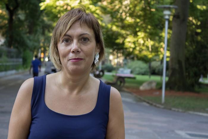 """""""Gasteizko politika eredu duen Legebiltzarra bultzatuko dugu"""""""