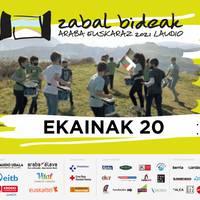 Araba Euskaraz 2021