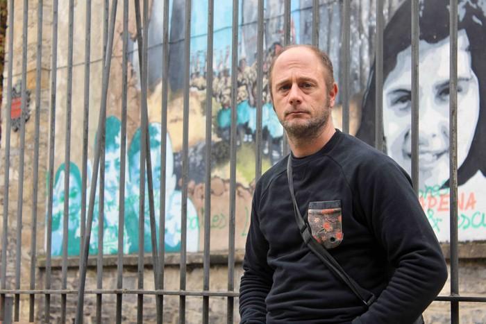 """Mikel Guridi: """"Ebolaren izurritea da gehien ukitu nauen esperientzia"""""""