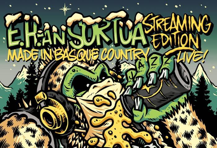 'Euskal Herrian Sortua', streaming bidezko punk-rock gozamena Jimmy Jazz aretotik