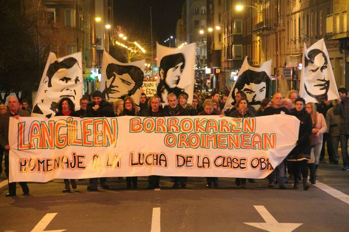Martxoaren 3ko biktimek Espainiaren memoria politikak aztertzeko eskatuko diote Europako Parlamentuari