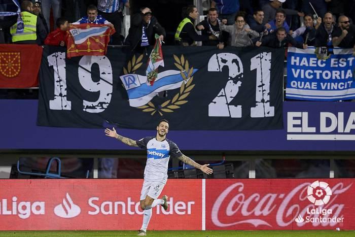 Alavesek merezimendu osoz irabazi dio Eibar taldeari