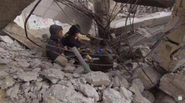 Palestinako errealitatea gertutik, 'Gas the Arabs'-en eskutik