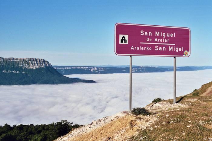 [GEUREKIN MENDIRA] Aralarreko San Migel