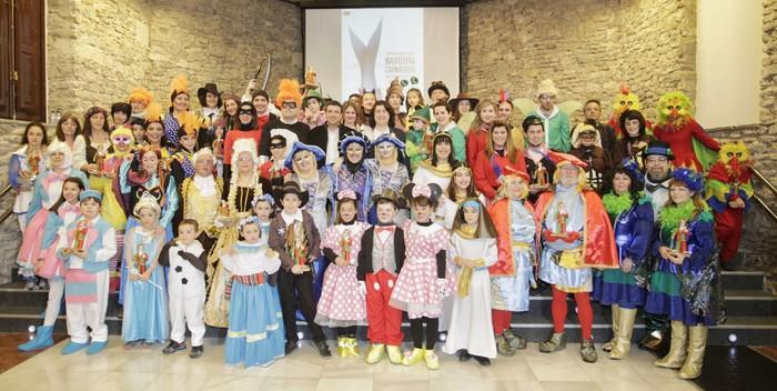 7.000 lagun baino gehiago izango dira Gasteizko inauterien desfilean