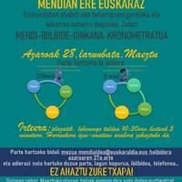 Euskaraldia: Mendi ibilbidea eta ginkana