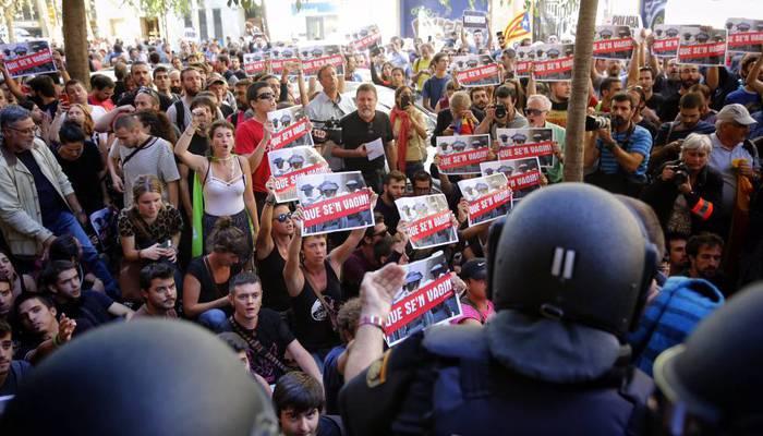 Euskal arrosak Kataluniarentzat