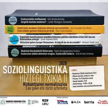 [IKASTAROA] 'Soziolinguistika Hiztegi Txikia II: testuingurua', Zuriñe Gojenola eta Aintzane Toledo