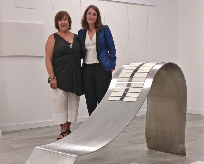 'Ingurua(k) - Circundante', Ines Gonzalez de Zarateren atzera begirako obra