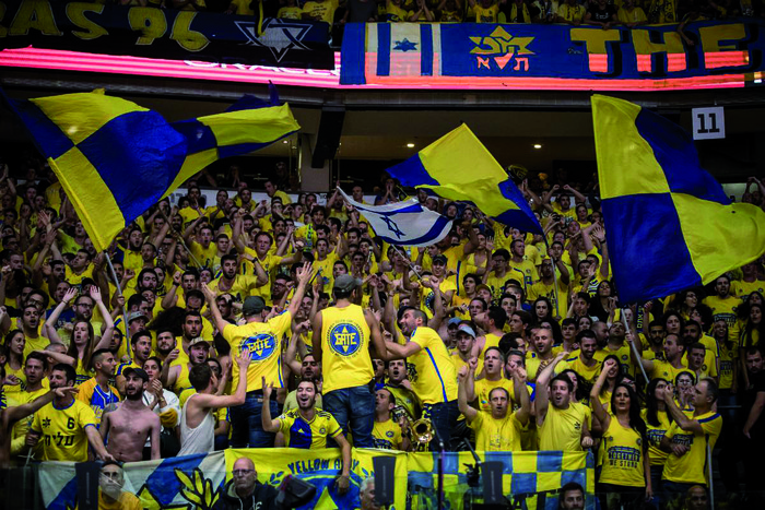 Maccabi, hamarkada batez anormaltasuna normalizatuz