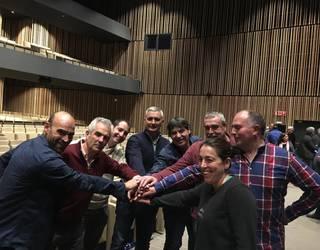 Javier Torre berretsi dute UAGAko lehendakaritzan