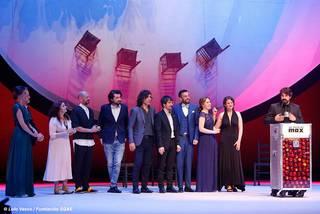 Iñaki Rikartek zuzendutako 'Solitudes'-ek irabazi du obra onenaren Max saria