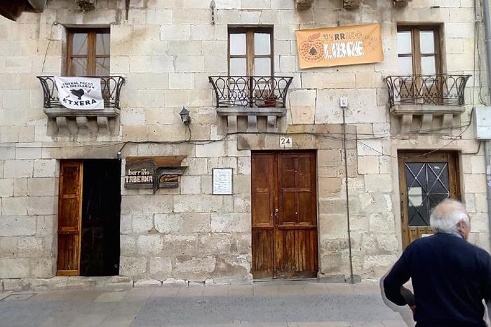 Herriko tabernak konfiskatzen hasteko agindu du Auzitegi Nazionalak