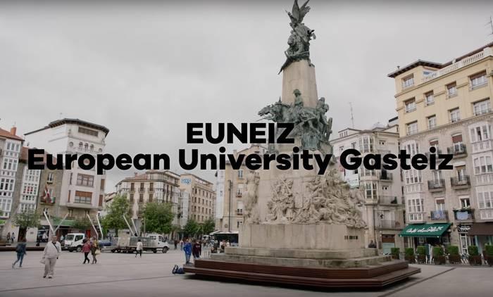 European University Gasteiz: beste urrats bat unibertsitatearen pribatizazioaren bidean