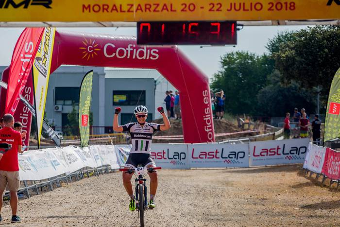 Bigarrenez irabazi du Ibarrolak Espainiako BTT txapelketa