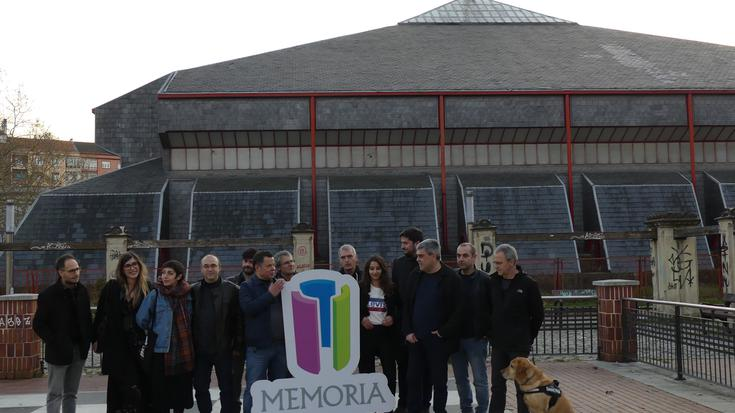 Memoria Gara ekimenarekin bat egin du 'Vitoria, 3 de Marzo' pelikulako lantaldeak