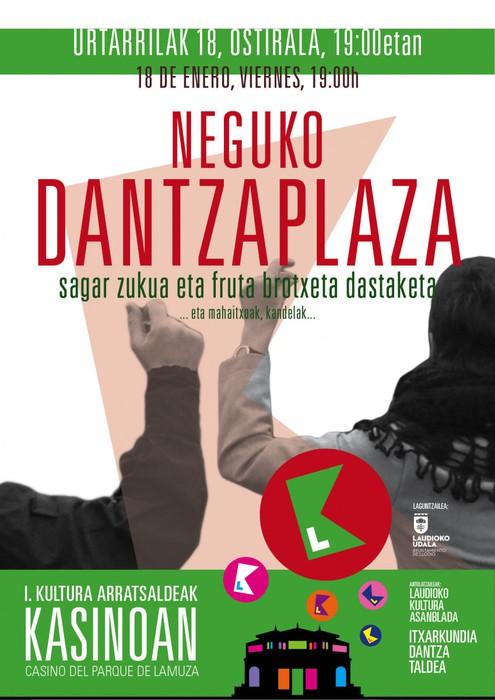 [DANTZA] Neguko Dantza plaza