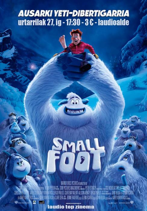 [ZINEMA] 'Smallfoot'