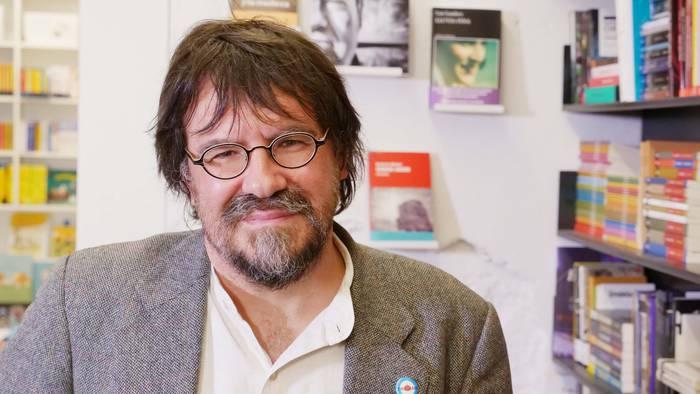 Edinburgoko Book Festival liburu azokan izango dira Atxaga eta Zaldua