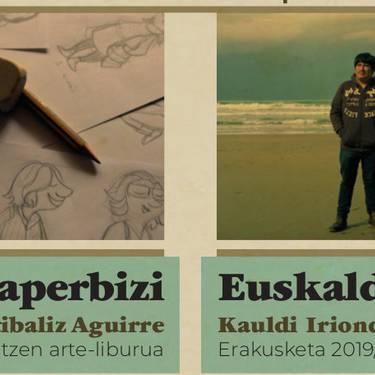 [AURKEZPENA] 'Paperbizi' eta 'Euskaldun-berriak?' egitasmoak
