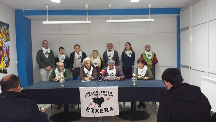 Iñaki Bilbaoren senideek Arkautin izandako istripua salatu du Etxerat-ek