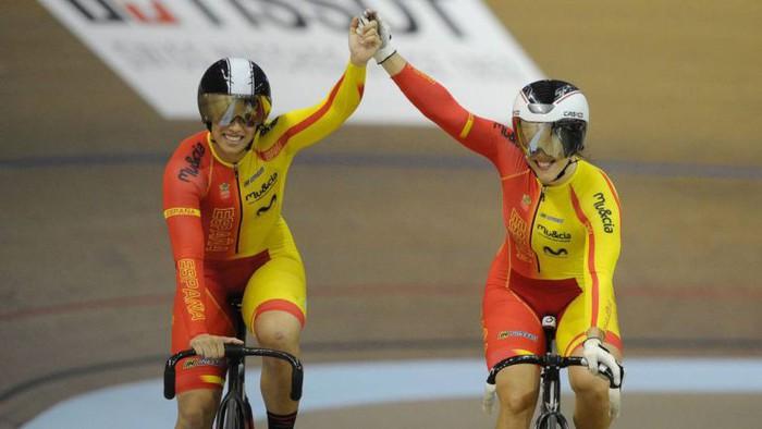 Tania Calvok urrezko domina irabazi du Munduko Kopan