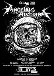 ANGELUS APATRIDA + The Descent