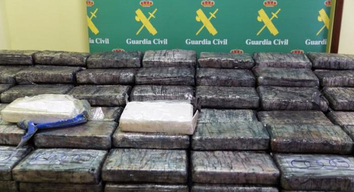 500 kilo kokaina atzeman dituzte Jundizen