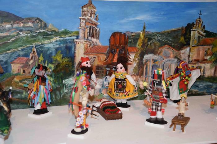 Santxotena museoaren jaiotzen erakusketa, iruditan - 10
