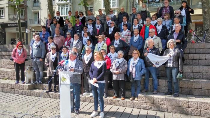 Etxerat: «Preso eriei min eragitea da Espainiako Gobernuaren borondatea»