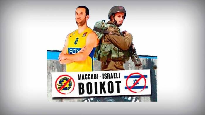 Maccabi, gerra makineriaren kate-maila