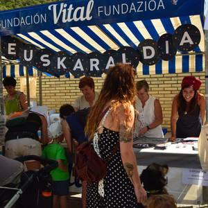 Euskaraldia: euskaraz ahalik eta gehien egiteko prestatuko gara