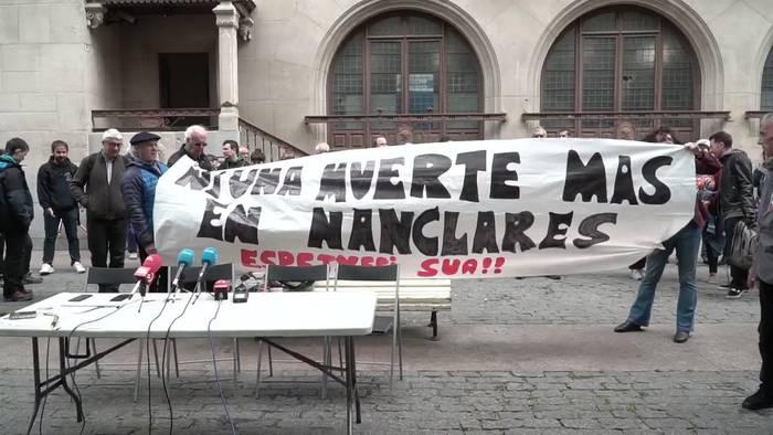 Zaballan hildako azkeneko presoaren familiak gezurtatu egin du Espainiako Gobernuaren bertsioa