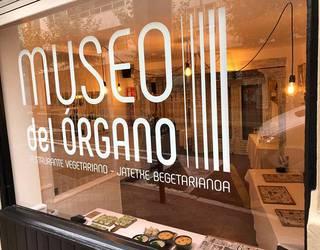 Museo del Organo jatetxe begetarianoan menua- Udaberria 2021