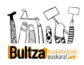 AEKren 'Bultza euskaltegiak!' ekitaldia Andre Maria Zuriaren plazan izango da