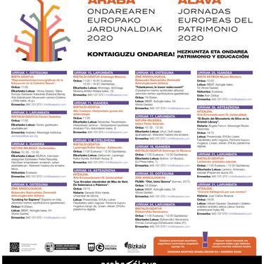 Ondarearen Europako jardunaldiak: Lazarraga Kultur Gunea