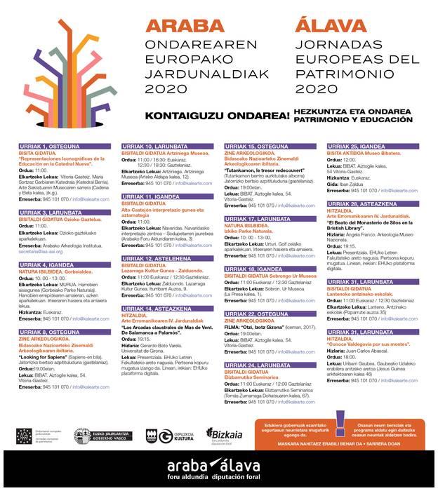 Ondarearen Europako jardunaldiak: Elizbarrutiko Seminarioa