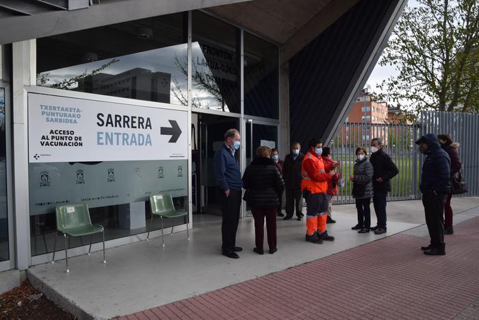 Araba, Gasteiz, Bastida eta Legutio gutxienez astebetez mantenduko dira konfinatuta