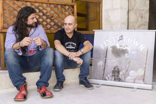 Clown ikuskizunak emango die amaiera Palestinari buruzko jardunaldiei