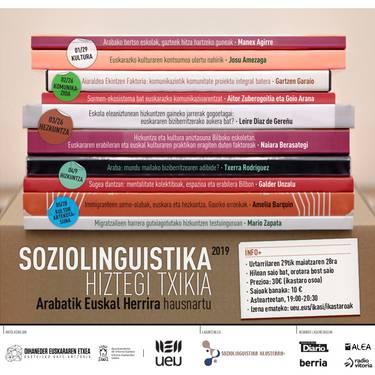 [HITZALDIA] 'Soziolinguistika hiztegi txikia: hizkuntza'