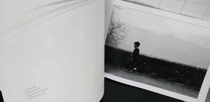 'Begiz jotako koplak' liburua osatu dute Manex Agirrek eta Alex Mendikutek