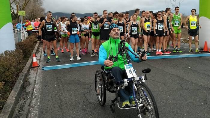 Gasteizko maratoi erdia: korrikalarien jaia