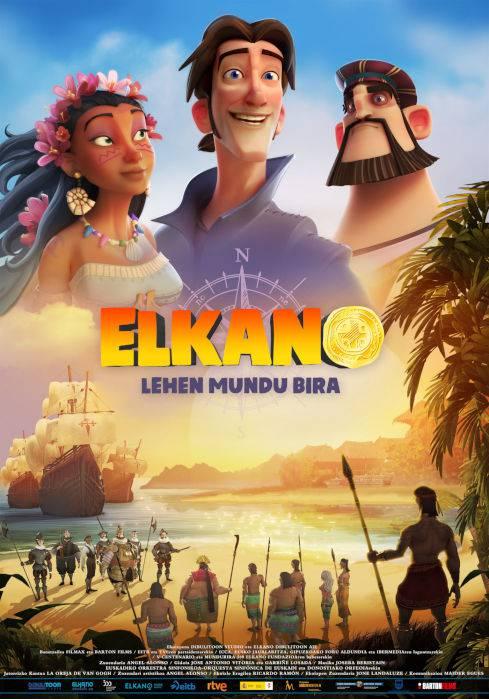 [ZINEMA] 'Elkano: lehen mundu bira'